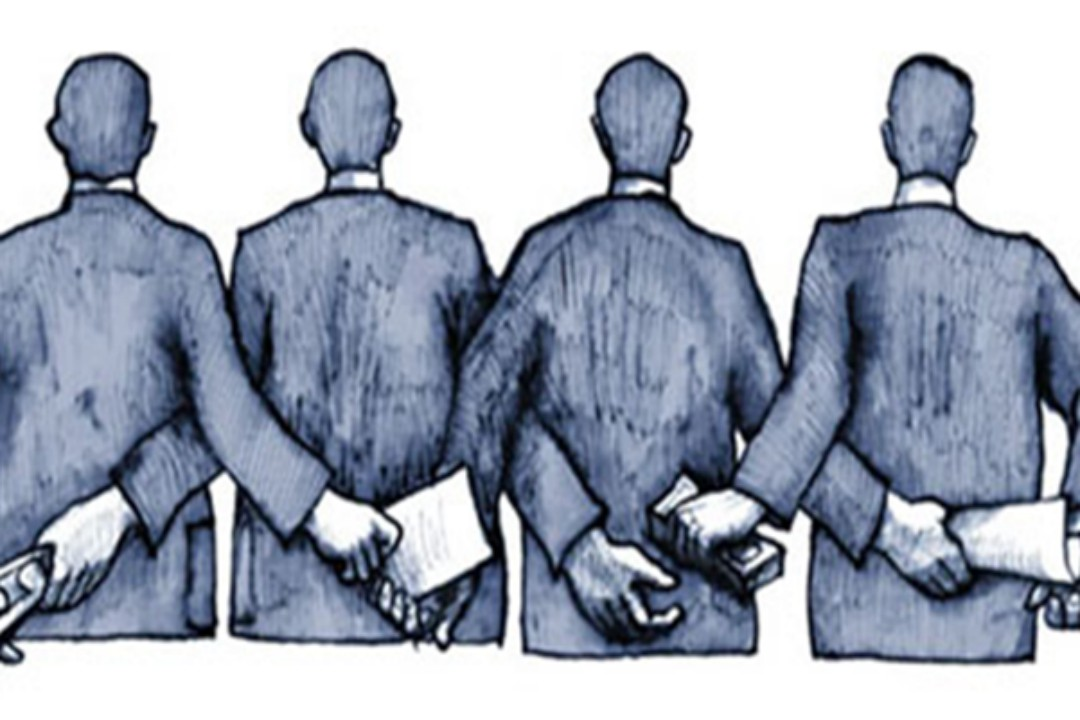 o custo da corrupção para a empresa