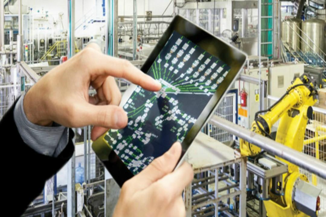 industria-4.0-quarta-revolução-industrial- Indústria 4.0 - A indústria conectada ao mundo virtual: conceitos e desafios