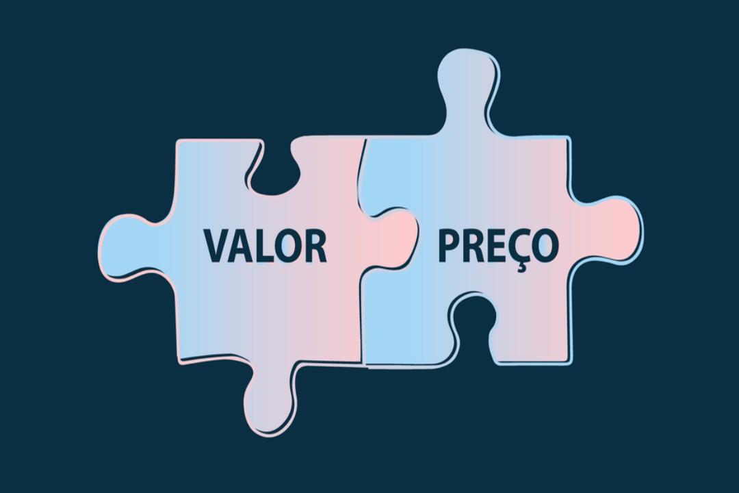 valor e preço de novo produto consultoria