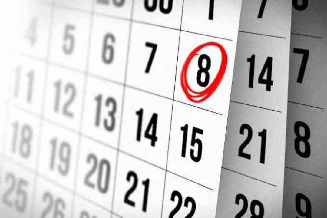 doação eleitoral e calendario